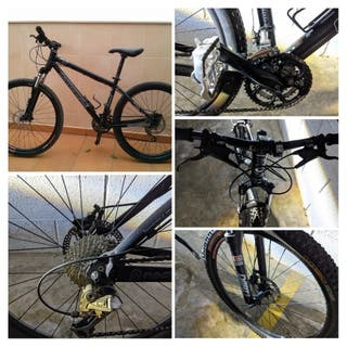 Bicicleta Cannondale F5