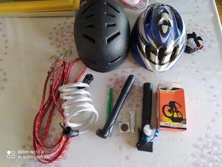 Accesorios para la bici