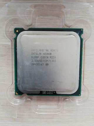 Procesador Intel Xeon X5470