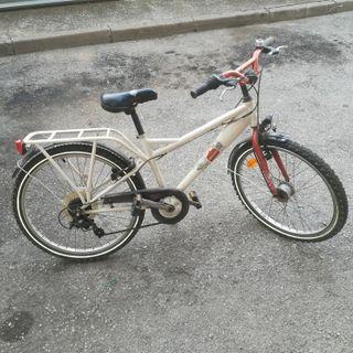 "bicicleta paseo rueda 24"""
