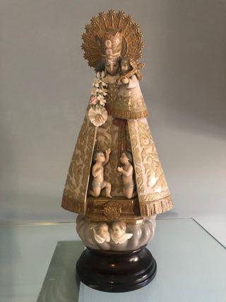 Virgen de los Desamparados Lladró