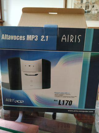 Altavoces 2.1