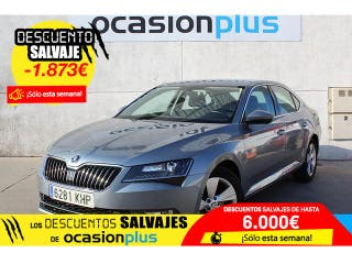 Skoda Superb 1.4 TSI Ambition 110 kW (150 CV)