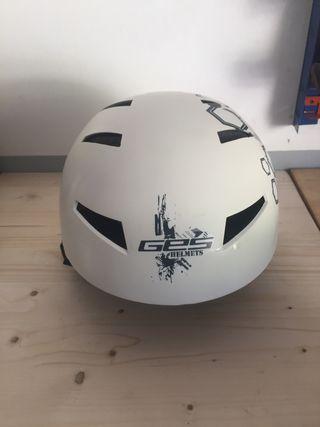 Casco bici BMX GES Free (nuevo)