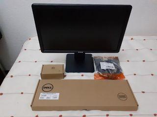 Monitor Dell E1914H TFT Led 16:9 + Teclado + Ratón