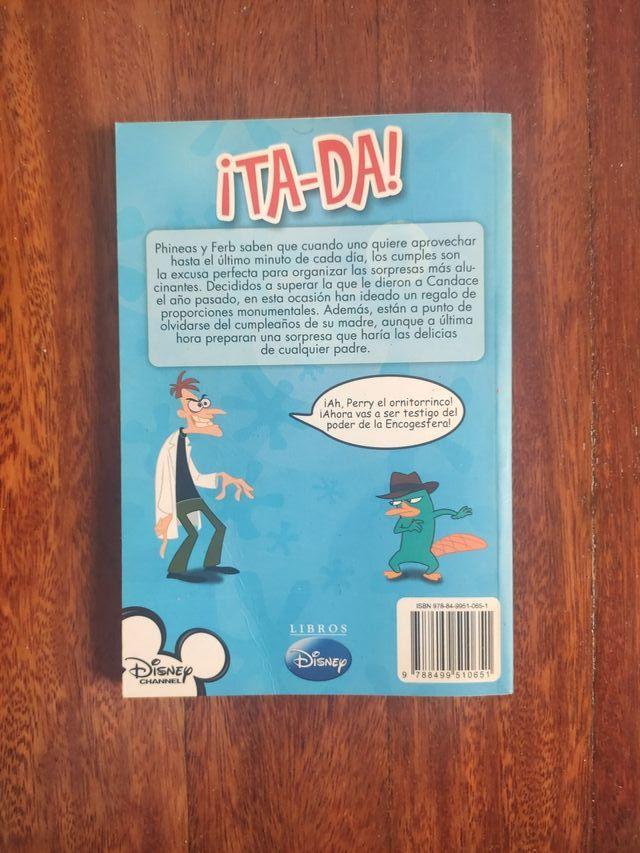 Phineas y Ferb, Sorpresa brutal