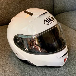 Casco Shoei Neotec 2 blanco talla M