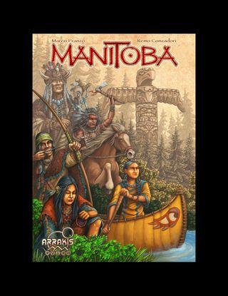 Juego Manitoba nuevo