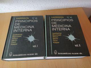 Libros Harrison Principios de Medicina Interna