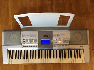 VENDO piano-teclado Yamaha PSR 295