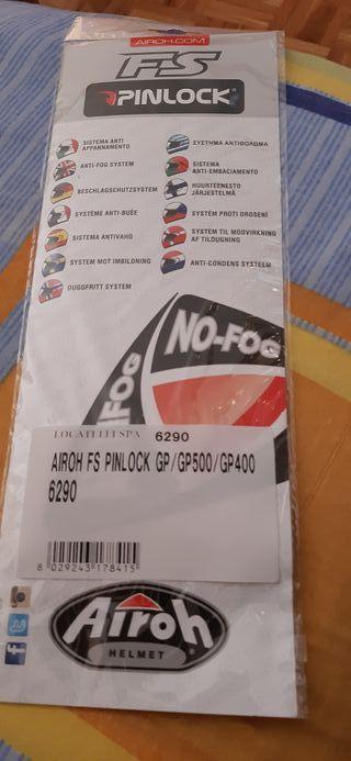 Pinlock casco Airoh GP500 y GP400