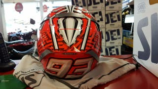 Casco Shoei X-Spirit III Original Marc Márquez