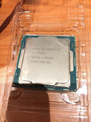 i7-7700k 4.2Ghz Procesador (CPU)