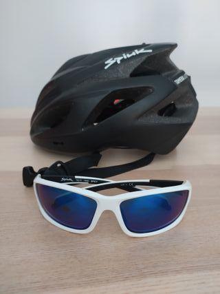 Gafas y casco de ciclismo Spiuk