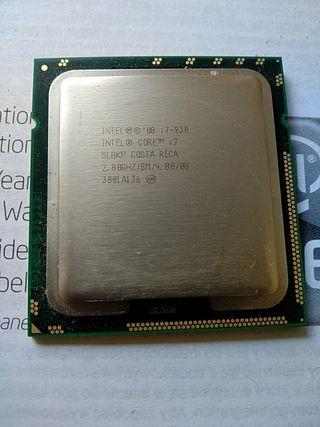 Procesador Intel I7 - 930