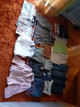 ropa niño talla 10 y 12