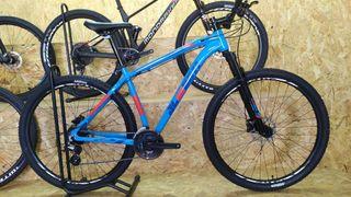 Bicicleta JL Wenti 29 aluminio Premium azul