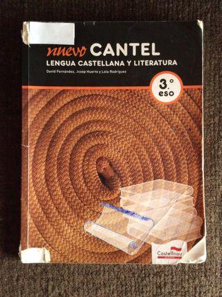 OFERTA 3X2 Libros. Lengua Castellana y Lit. 3º ESO