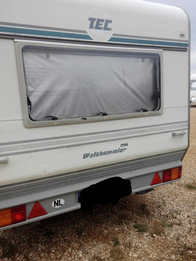 Vendo Caravana TEC