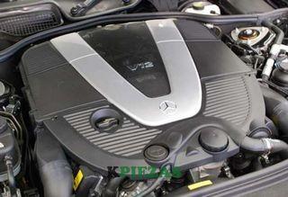 Motor M275.950 Mercedes Cl 600 6.0 V12 Bi Turbo