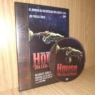 DVD House una Casa Alucinante