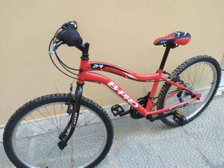 Bicicleta de niños 24'' B-PRO