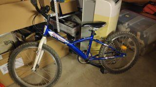 Bicicleta Decathlon niños 6 a 9 años
