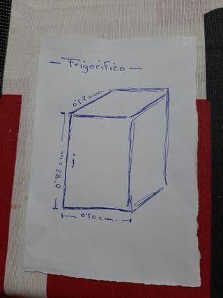 frigorífico, pequeño
