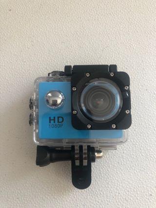 Cámara de video y foto Swiss Pro 4K Ultra Hd 1080P