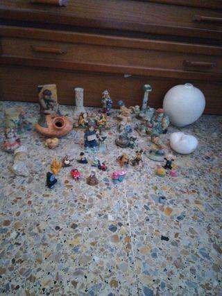 juegos de decoración cerámica