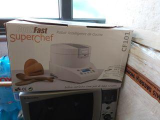 Robot inteligente de cocina