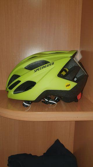 casco bici specialized chamonix 2020 mips