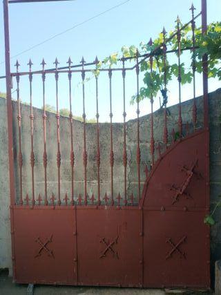 Puerta para valla o jardín