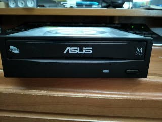 Regabadora DVD ASUS e-green