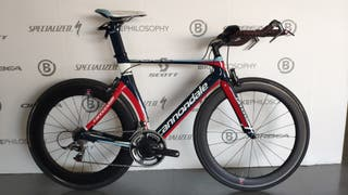 Bicicleta Cannondale Slice Sram Red