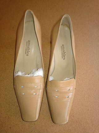 zapato de vestir de mujer