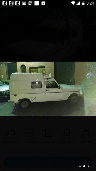 Renault f6 1984