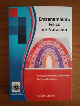 LIBRO ENTRENAMIENTO FÍSICO EN NATACIÓN