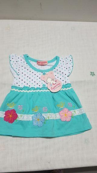 vestido niña bebe
