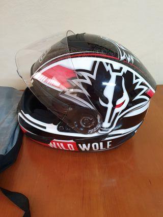 casco nzi wild wolf