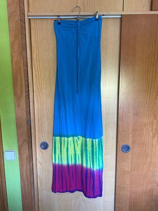Vestido de mujer largo