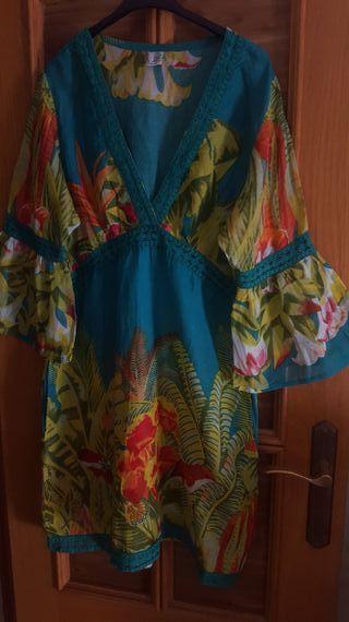 vestido kaftan