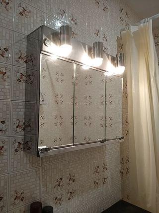mueble espejo