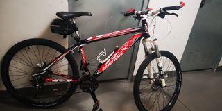 Bicicleta montaña Mendiz Rs3.