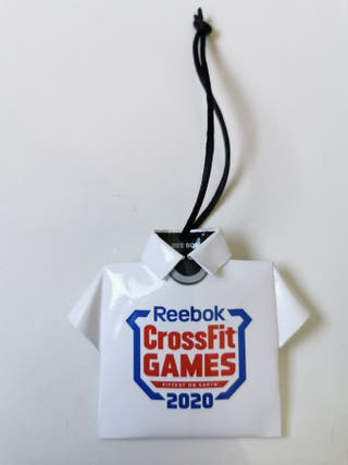 Reebok fitness competición crossfit games pesas