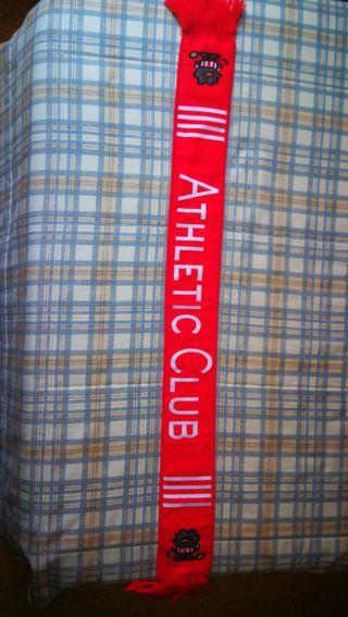 Bufanda Athletic club oficial