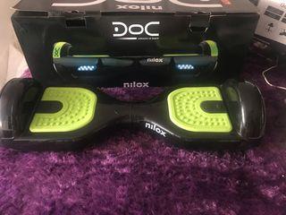 Hoverboard Nilox Doc 2 6.5 Negro y verde
