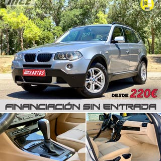 BMW X3 xDrive20d 177CV AUT. UNICO DUEÑO