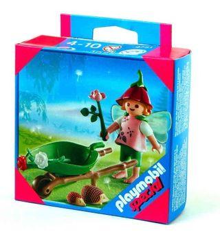 Playmobil: hada con erizos SIN ABRIR