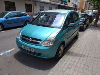 Opel meriva 1.6 16v 100cv 2004 2004